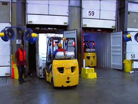 NYK Logistics Transloading