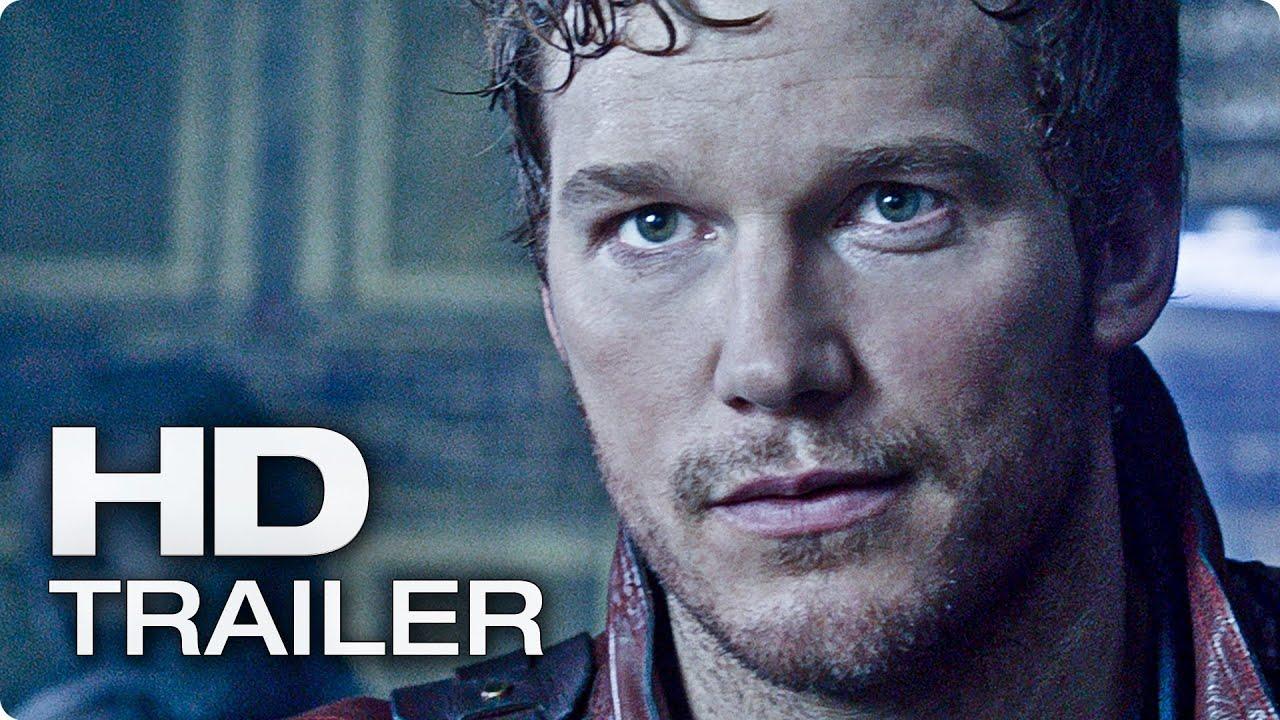 GUARDIANS OF THE GALAXY Offizieller Trailer Deutsch German | 2014 Marvel [HD]