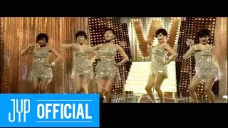NOBODY M/V, title song of Wonder Girls' 4th project [The Wonder Yea...