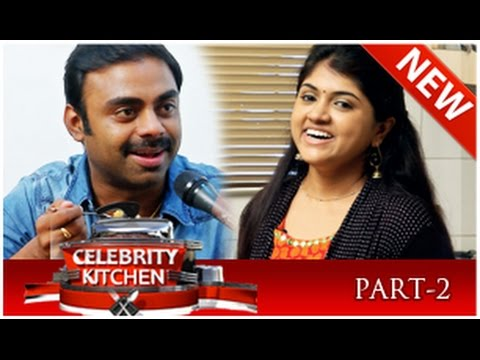 Celebrity Kitchen With Actress Pooja & Actor Venkat - Part 2 (13/07/2014)