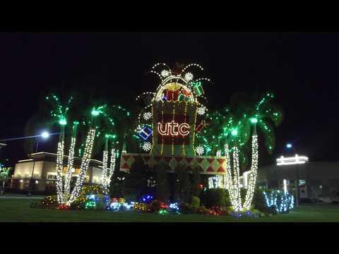Sarasota Florida Christmas UTC Mall 2018