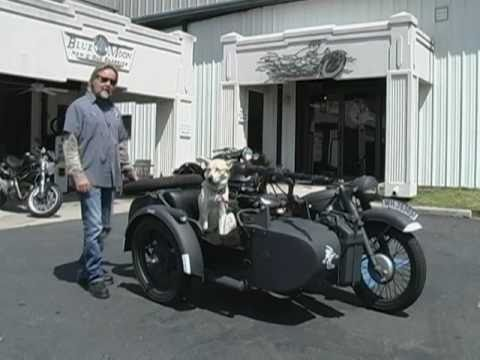 1939 bmw-r12 sidecar motorcycle - youtube