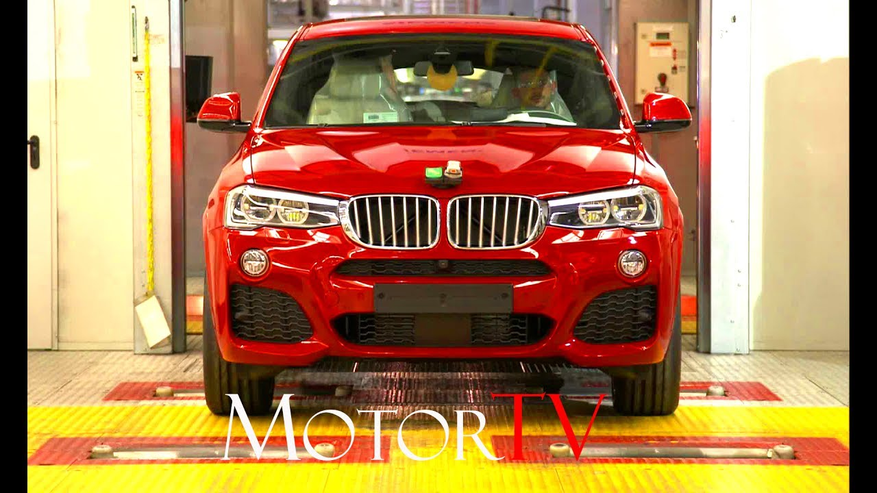 2018 bmw production schedule. delighful schedule car factory  all new 2018 bmw x3 l x4 production full assembly line  spartanburg plant us to bmw production schedule