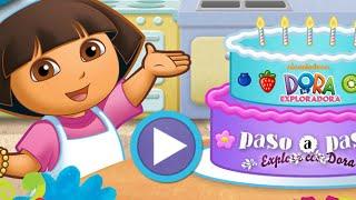 Dora la Exploradora - Dora Paso a Paso, Juegos de Dora en Español