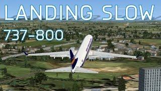 FSX Landing Too Slow | Season 2 Episode 2