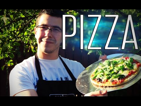 Пицца на Гриле Weber