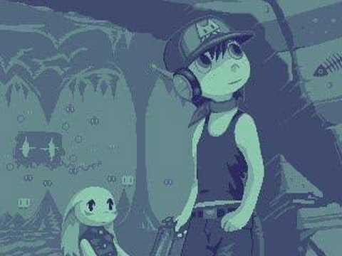 Cave Story BETA Music 1 - Main Theme