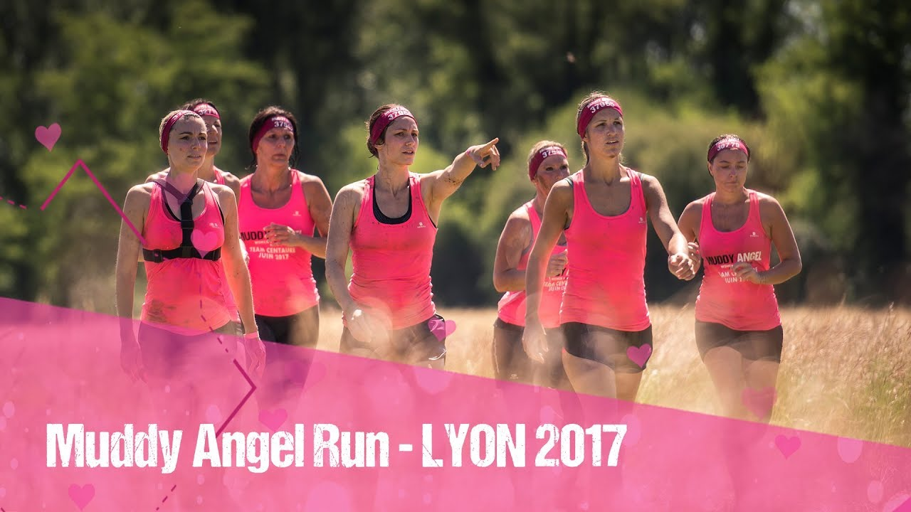 muddy angel run lyon 2017 youtube. Black Bedroom Furniture Sets. Home Design Ideas