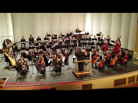 Mobile Symphony Youth Orchestra - Masterworks for Orchestra - 2017 2018 (Opening)