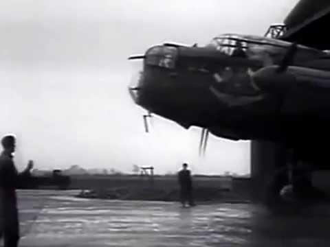 No 300 Polish Squadron RAF Lancaster 1944-45
