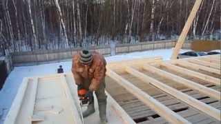 Строим дом из бруса.(, 2013-02-15T14:51:54.000Z)