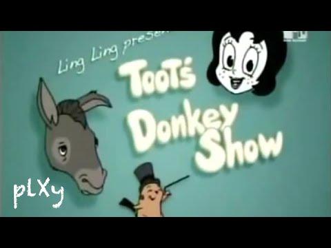 Ling Ling presenta: el show del burro de Lulú (Toots Donkey Show)
