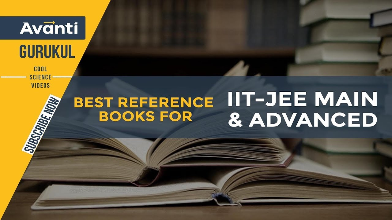 Best Books for IIT JEE Preparation | JEE Main 2019