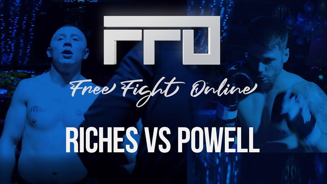 Download Tye Riches Vs Mark Powell | Amateur K1 | Full Fight