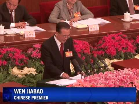Chinese premier vows to narrow rich-poor divide