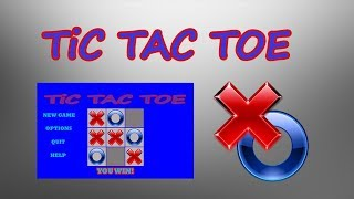 Tic Tac Toe I android game