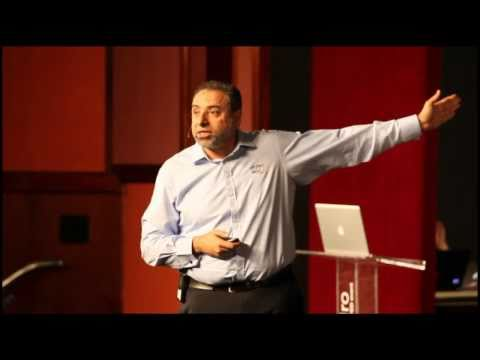 Bread and salt: Fadel Soliman at TEDxCairo