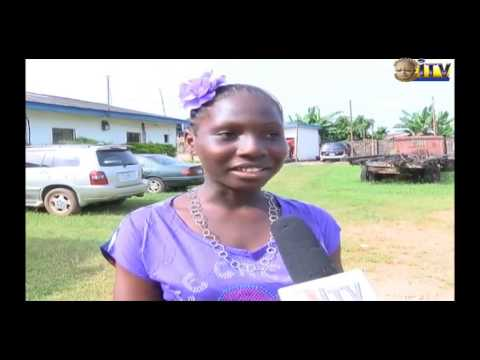 Winners of ITV/Radio Independence Owewe Essay Competition receive Scholarship Award