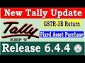 Tally ERP 9 Release 6 4 4 New Tally Update Download Latest Tally Version mp3