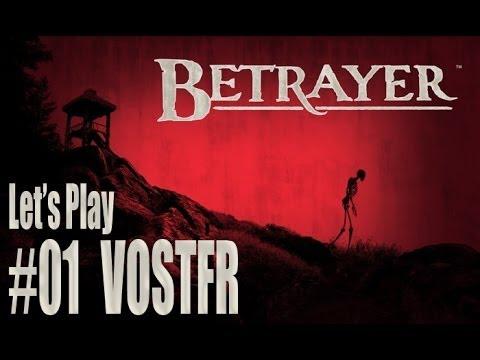 Betrayer - Arrivée dans la Colonie - 01 - VOSTFR - Let's Play FR HD PC