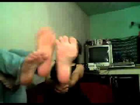 Reto de los pies maduras - 5 6