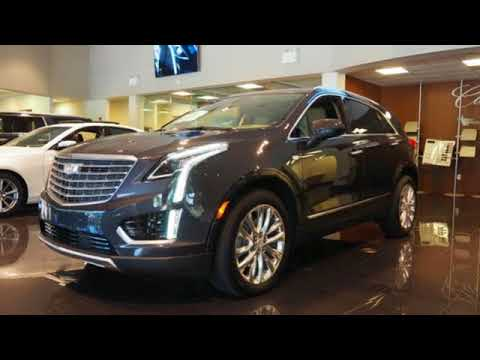 New Cadillac XT Sunrise FL Miami FL HZ SOLD YouTube - Ed morse sawgrass car show