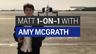 Matt's Full Interview with Amy McGrath