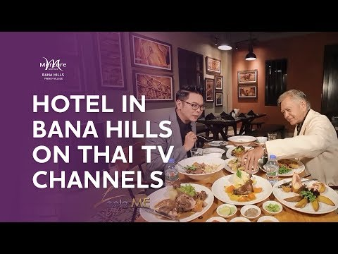 HOTEL IN BANA HILLS ON THAI TV CHANNELS