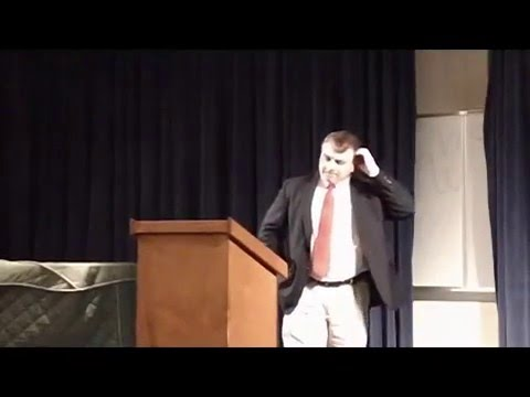"Joseph Pearce, ""Race with the Devil: Racial Hatred to Love,"" Gonzaga Socratic Club, 12/5/2014"