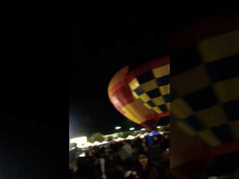 Gilbert balloon festival
