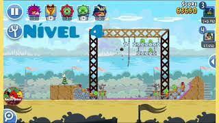 Angry Birds Friends - 🏆Torneio dos Jogos Olímpicos🏆🏆Parte 2🏆
