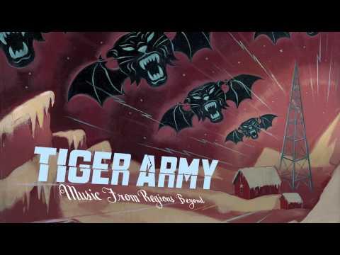 """Tiger Army - """"Spring Forward"""" (Full Album Stream)"""