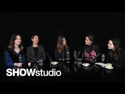 Molly Goddard - Autumn / Winter 2016 Panel Discussion