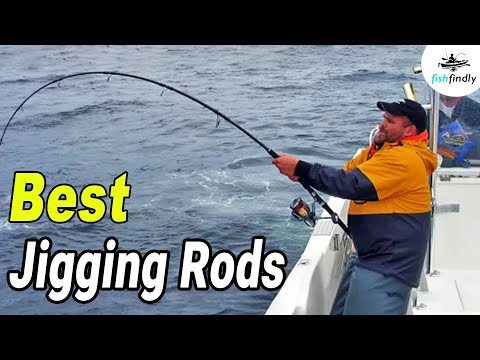 Best Jigging Rods In 2020 – Reviews From Fishing Experts