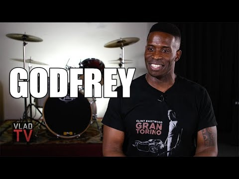 Godfrey on Cosby and Suge Knight Both Going Blind After Trials Started Part 12