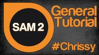 [SAM Broadcaster 2] General Tutorial