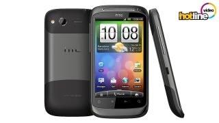 обзор смартфона HTC Desire S