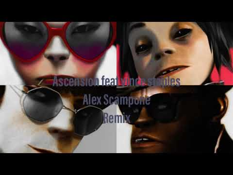 Ascension feat Vince Staples (Gorillaz) Alex Scampone Remix