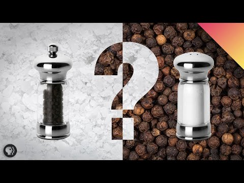 Why Salt & Pepper Ended Up On Every Table