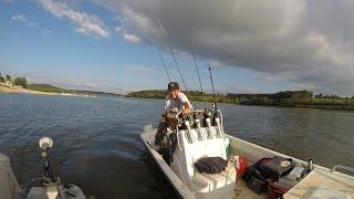 Pêche des carnassiers sur le lac de Charmes et le lac de la Liez