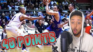 TERRENCE ROMEO DROPS 48 POINTS IN ALL STAR GAME REACTION