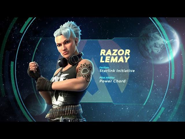 StarLink Character Razor Trailer