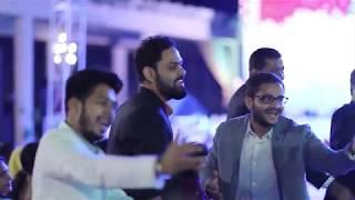 Best sangeet performance by friends...lazy dance+mere yaar ki shadi hai