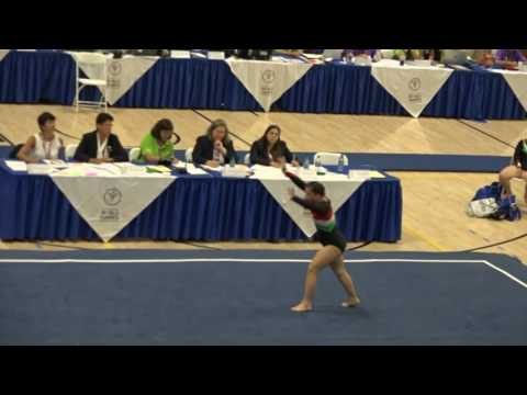 Special Olympic World Games Los Angeles 2015 Gymnastics