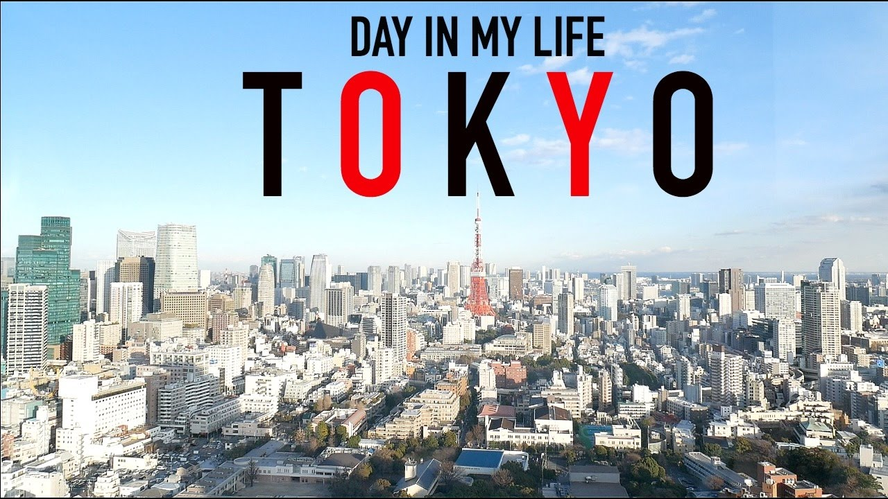 My life in japan