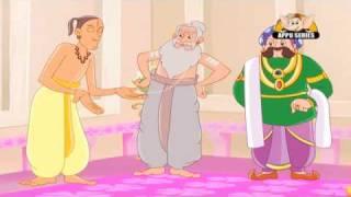 Tenali Raman and the Proud Priest in Hindi
