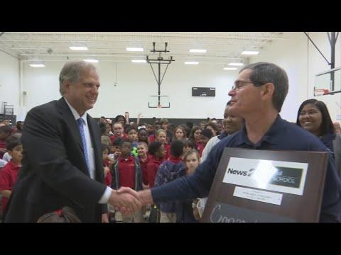 Mevers School of Excellence Cool School award