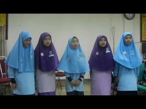 Number One cover by Marsha, Fatimah, Afrina, Aleya & Masya 5 Syatibi SRIAAK 201117 Appreciation Day