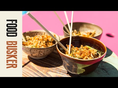 Chicken Fried Rice | Food Busker