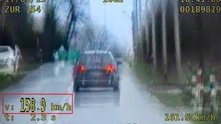 Jechał 158 km/h. Prawo jazdy straciło tu już ponad 40 kierowców